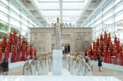 "Museo dell'Ara Pacis:""Valentino a Roma, 45 years of Style"""