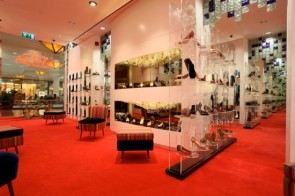 Christian Louboutin boutique